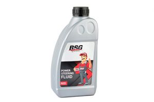 1 Liter Power Steering Fluid Rood